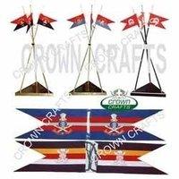 Embroidery Lancer Flag