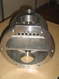 Heat Exchanger Aluminium Sand Casting
