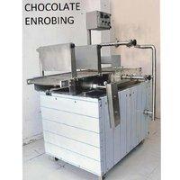 Automatic Chocolate Enrobing Machine
