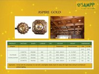 Aspire Gold Lights