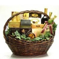 Engagement Gift Basket