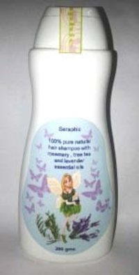 Seraphic 100% Pure Natural Plain Shampoo And Conditioner With Rosemary