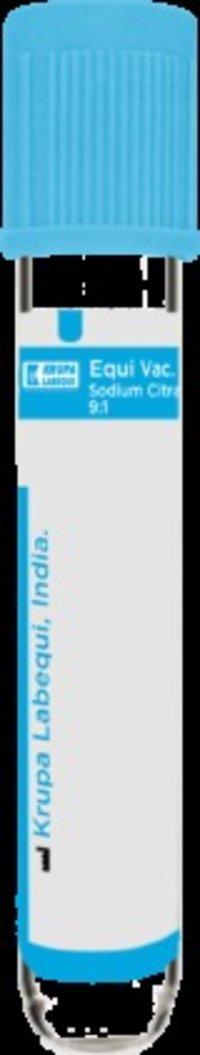 Sodium Citrate Tube