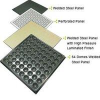 Stylish Perforated Panel