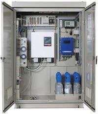 Flue Gas Analyzer System Zsu 7