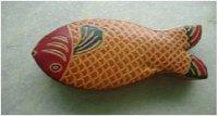 Terracotta Fish Handicraft