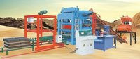 Automatic Hydraulic Brick Making Machine Qtj4-15a