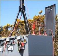 High Voltage Cable Diagnostic System