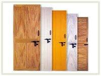 Plain Pvc Door