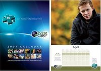 Calendars Diary Printing Services
