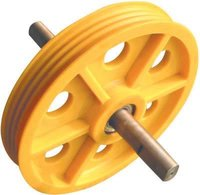 Cast Nylon Pulley