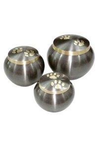 Silver Colour Brass Urns