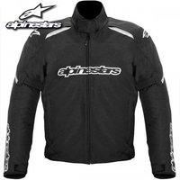 Alux Waterproof Jacket Black