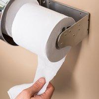 Bathroom Tissue Paper Roll