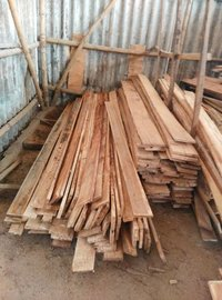 Rubber Wood Planks