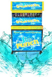 8+2 Soda Fountain Machines
