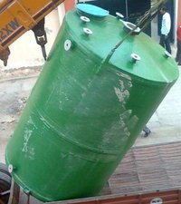 Leakage Proof Chemical Storage Tank