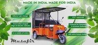 Most Premium Electric Rickshaw