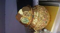 Artificial Gold Kalash