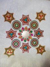 Exclusive Acrylic Rangoli