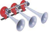 Metallic Trumpet Musical Horn