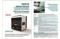 Automated Blood Analyzer Adc Aisen 90
