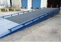 High Capacity Steel Ramp