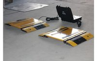 Portable Weigh Pads For Truck Scale