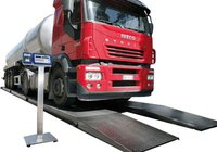 Unmanned Weighbridge For Cement Industries