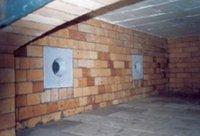 Chimney Boiler Refractive Bricks Lining