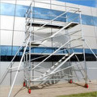 Scaffold Stair Towers