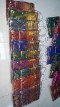 Fancy Pattu Pavadai Cloth