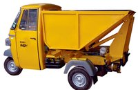 Auto Collector Close Tipper