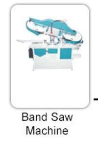 Band Saw Machine