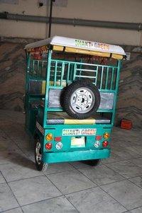 Maintenance Free E Rickshaw