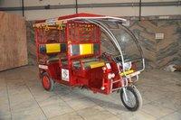 Shakti E Rickshaw