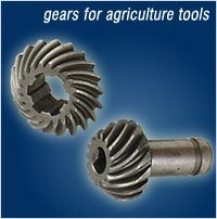 Gears for Agriculture Tools