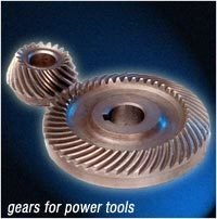 Gears for Power Tools