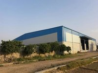 Commercial Steel Sheds
