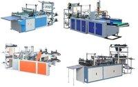 Plastic Auxiliary Machines