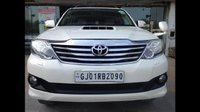 Used 2013 Toyota Fortuner Car