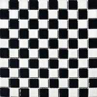 Chess Design Checkered Tiles