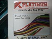Platinum Domestic Wires