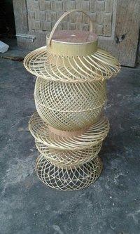 Bamboo Big Glup Hanging Lamps