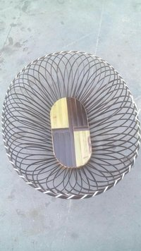 Bamboo Oval Flower Big Baskets