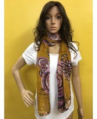 Polyester Stoles For Girls
