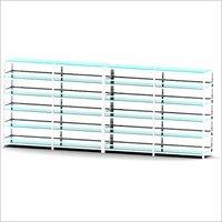 Rigid Laboratory Storage Rack