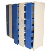 Vertical Chemical Store Cabinet