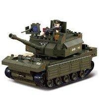 Battle Tank Building Blocks Construction Educational Toys
