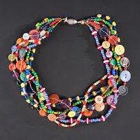 Button Art Jewellery Kit
